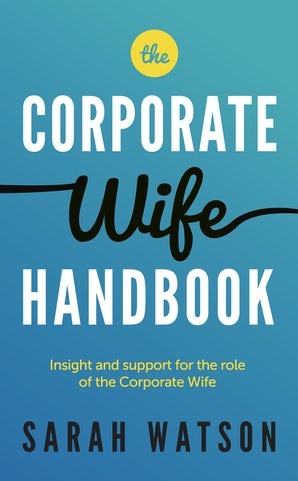 The Corporate Wife Handbook book image