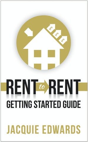 Rent to Rent book image