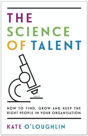 The Science of Talent book image