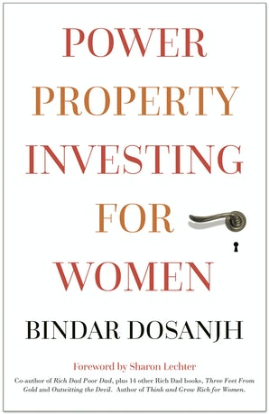 Power Property Investing for Women book image