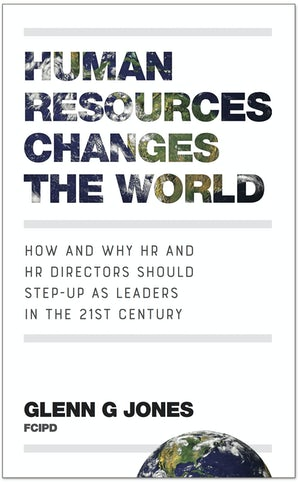 Human Resources Changes the World book image