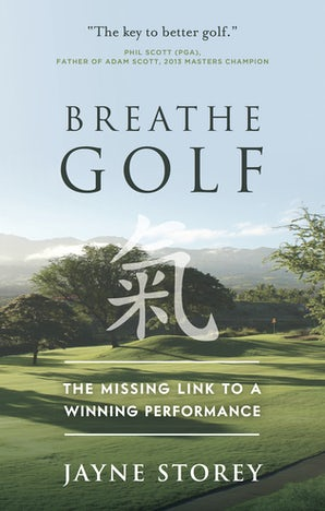 Breathe GOLF book image