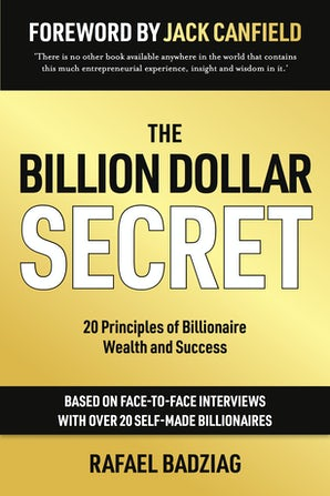 The Billion Dollar Secret book image