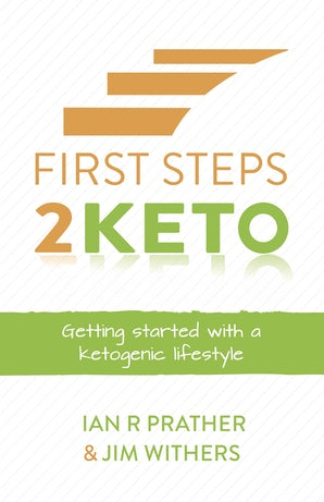 First Steps 2 Keto book image