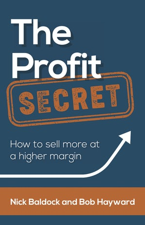 The Profit Secret book image