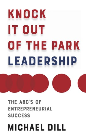 Knock It Out of the Park Leadership book image