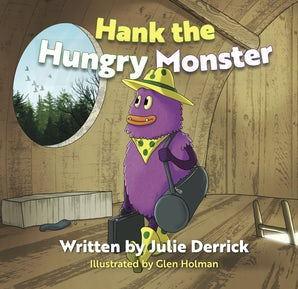 Hank the Hungry Monster book image