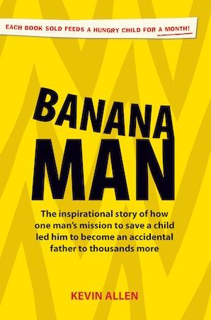 Banana Man book image