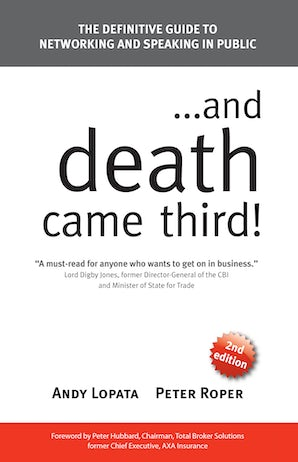 ...and Death Came Third! book image