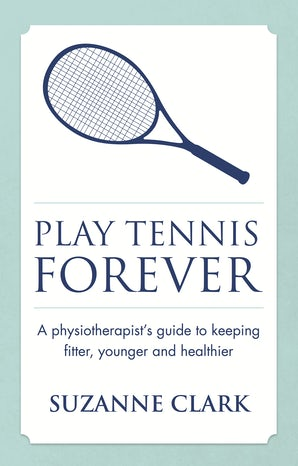 Play Tennis Forever book image